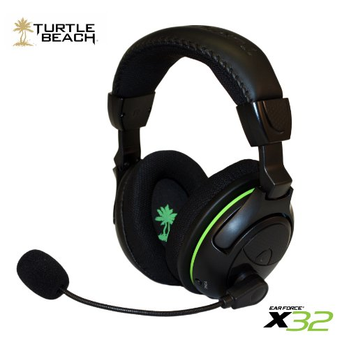 Гарнитура Turtle Beach Ear Force X32.