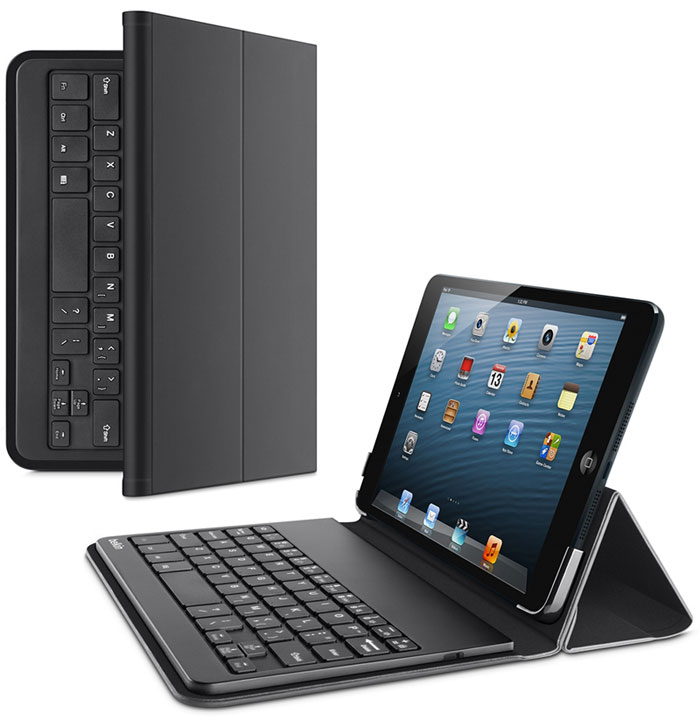 Portable Keyboard Case for iPad mini.