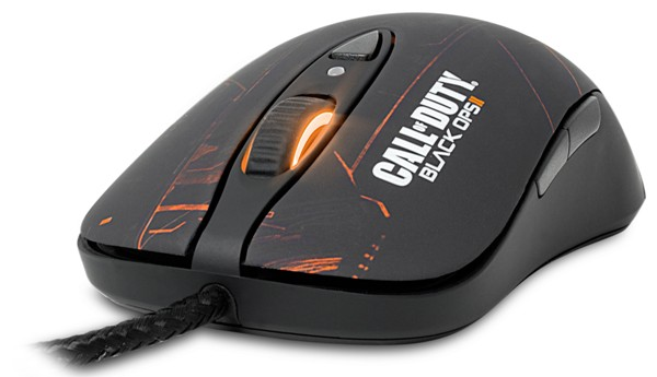 Компьютерная мышь Call of Duty: Black Ops II Gaming Mouse.