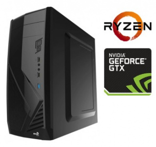TopComp MG 5936430 AMD Ryzen 5 3600 3.6 ГГц, DDR4 16 Гб 2400 МГц, HDD 1000 Гб 7200rpm, SSD 240 Гб, GeForce GTX 1050 Ti 4096 Мб, Blu-Ray, Без ОС — купить за 47990 руб.