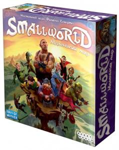 Объявления Настольная Игра Hobby World Small World. Маленький Мир Мир