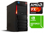 ����������: ��������� ���� �������� �� TopComp MG 582364 - Amd FX 6350 3.9 ���, DDR3 8 �� 1333 ���, HDD 1000 �� 7200rpm, GeForce GT 730 2048 ��, Blu-Ray, ���������, ��� ��