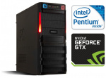 ����������: ��������� ���� �������� �� TopComp MG 5286916 - Intel Pentium G3260 3.3 ���, DDR3 2 �� 1333 ���, HDD 2000 �� 7200rpm, GeForce GTX 650 2048 ��, No DVD, ��� ��