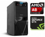 ����������: ��������� ���� �������� �� TopComp MG 5360291 - Amd A8 X4 7600 3.1 ���, DDR3 2 �� 1333 ���, HDD 2000 �� 7200rpm, GeForce GTX 650 2048 ��, DVD�RW, ���������, ��� ��
