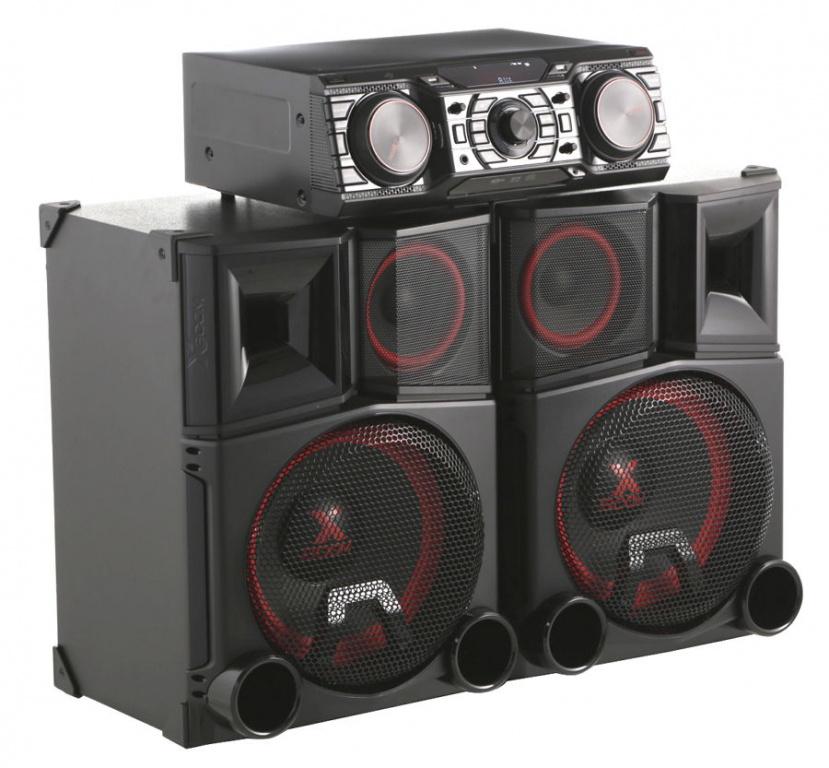 ba5edec3cff2 Музыкальный центр LG CM9750 минисистема  каналов 2.0  RMS 3000 Вт • •  Подключение  микрофон, аудио стерео x3, USB Type A x2, Bluetooth