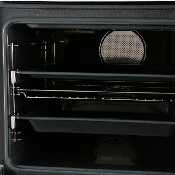 встраиваемый духовой шкаф Samsung Bf2d7g244 чёрный духовка