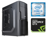 ����������: ��������� ���� �������� �� TopComp MG 5450518 - Intel Core i3 6100 3.7 ���, DDR4 16 �� 2133 ���, HDD 1000 �� 7200rpm, GeForce GTX 980 4096 ��, No DVD, ��� ��