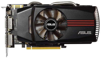 Видеокарта Asus GeForce GTX 560 1Gb