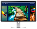 "Фотография: Монитор Dell 24"" P2415Q Black - 23.8"", LED, 3840x2160 (16:9), 300 кд/м2, 1000:1, 2000000:1, 6 мс (g to g), 8 мс (on/off), более 1 млрд. цветов, HDMI 1.4, DisplayPort, Mini DisplayPort"