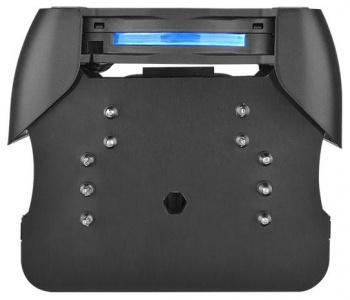 Процессорный кулер Thermaltake Riing Silent 12 Pro Blue для процессора • Вентилятор(ы): 1 (120x120x25 мм) • 4-pin PWM — купить за 3375 руб.