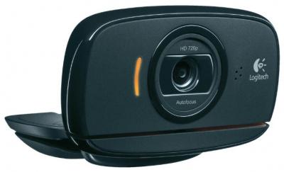 Веб-камера Logitech С525 (960-001064) 1280x720; микрофон есть; фокусировка автоматическая; USB 2.0; поворот ±180° — купить за 4290 руб.