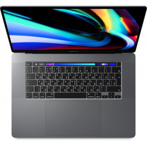 Ноутбук Apple MacBook Pro 16 (2019) Z0XZ005RB, space grey