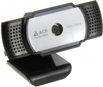Веб-камера ACD UC600 фокусировка автоматическая; USB 2.0 — купить за 2480 руб.