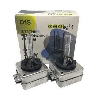 Лампа автомобильная ксеноновая EGOlight 199, 2 шт.