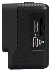 Экшн-камера Digma DiCam 800, black 3840x2160 • micro SD — купить за 5915 руб.