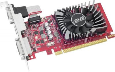 Видеокарта Asus R7 240 R7240-2GD5-L 2048Mb AMD Radeon R7 240 @ 730 МГц • 2 Гб GDDR5 (128 бит) @ 4600 МГц • Разъёмы: 1x HDMI, 1 (Dual-Link), 1x D-Sub — купить за 6875 руб.