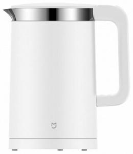 Электрочайник Xiaomi Smart Kettle Bluetooth ZHF4012GL чайник, 1.5 л (1800 Вт), Корпус металл / пластик (двойные стенки) • Нагреватель - закрытая спираль — купить за 2915 руб.