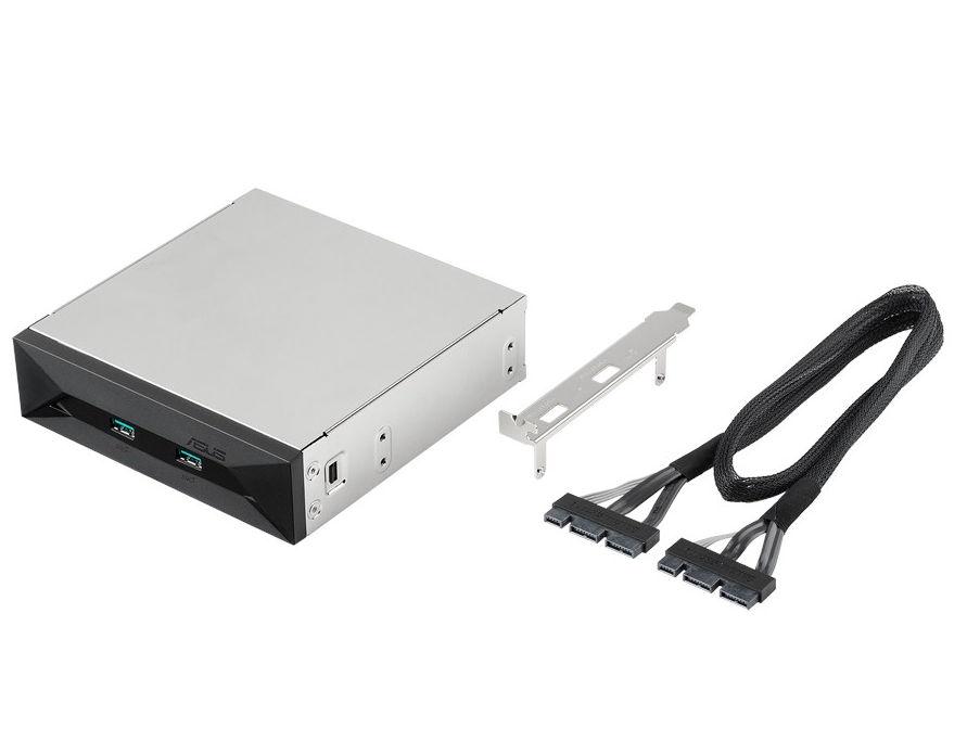 Контроллер ASUS USB 3 1 Front Panel (2x USB 3 1a, SATA