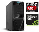 ����������: ��������� ���� �������� �� TopComp MG 5460948 - Amd A10 X4 5700 3.4 ���, DDR3 8 �� 1333 ���, HDD 500 �� 7200rpm, GeForce GTX 750 1024 ��, Blu-Ray, ��� ��