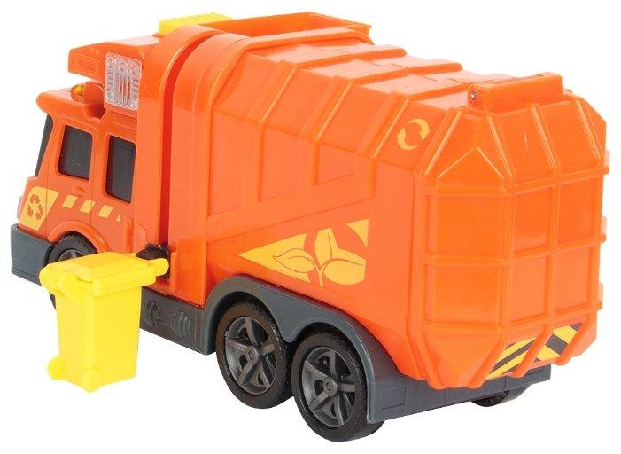 Картинка детская мусоровоз