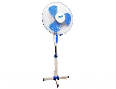 Вентилятор напольный LIRA LR-1101 white-blue
