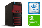 ����������: ��������� ���� �������� �� TopComp MG 5463620 - Intel Core i5 6400 2.7 ���, DDR4 4 �� 2133 ���, HDD 2000 �� 7200rpm, GeForce GT 710 1024 ��, DVD�RW, ���������, ��� ��